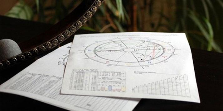 Cálculo de la carta astral y Libra
